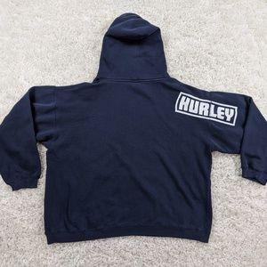 Vintage Hurley International Hoodie Men XL A03